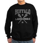 Buffalo Lacrosse Sweatshirt (dark)