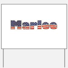 American Marlee Yard Sign