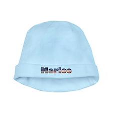 American Marlee baby hat