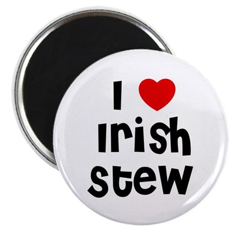 I * Irish Stew Magnet