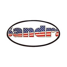American Sandra Patches
