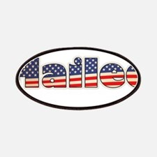 American Hailee Patches