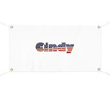 American Cindy Banner