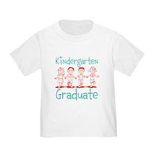 Kindergarten Graduate T