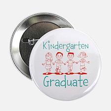 "Kindergarten Graduate 2.25"" Button"