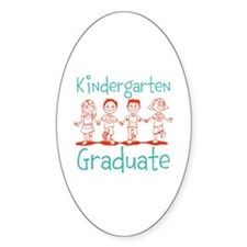 Kindergarten Graduate Decal