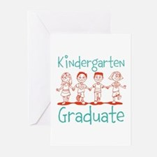 Kindergarten Graduate Greeting Cards (Pk of 20)
