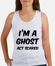 Act Scared Women's Tank Top