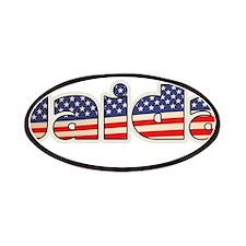 American Jaida Patches