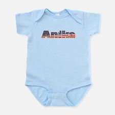 American Anika Infant Bodysuit