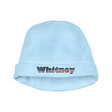 American Whitney baby hat