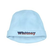American Whitney baby hat