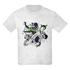 Gordon Tartan Lion T-Shirt