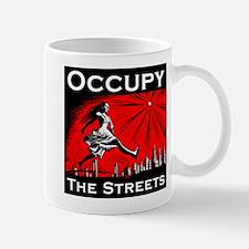 Occupy the Streets Mug