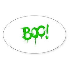 BOO! Decal