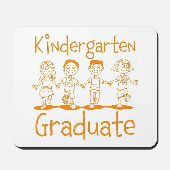 Kindergarten Graduate Mousepad