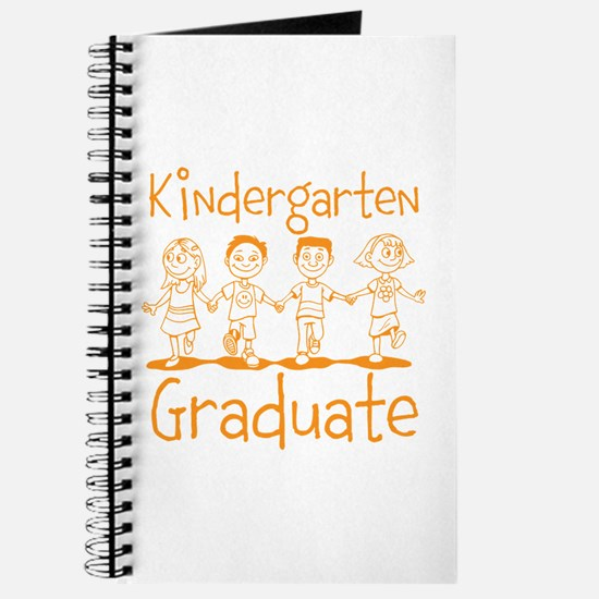 Kindergarten Graduate Journal