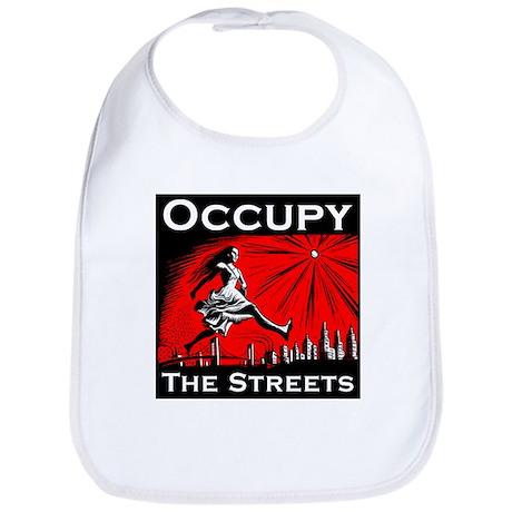 Occupy the Streets Bib