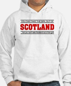 'Girl From Scotland' Hoodie