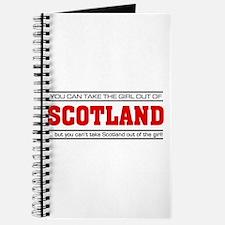 'Girl From Scotland' Journal