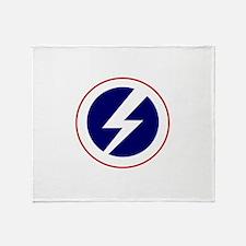 British Union of Fascists Throw Blanket