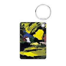Artwork Designed Keychains