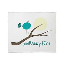 Pharmacy Throw Blanket