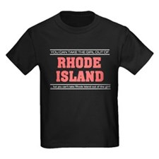 'Girl From Rhode Island' T