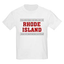 'Girl From Rhode Island' T-Shirt