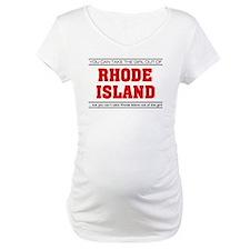 'Girl From Rhode Island' Shirt