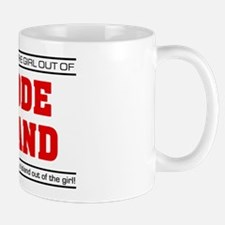 'Girl From Rhode Island' Mug