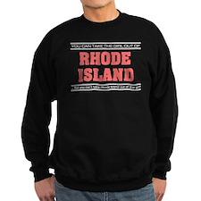 'Girl From Rhode Island' Sweatshirt