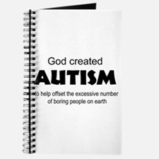 Autism offsets boredom Journal