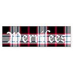Tartan - Merrilees Sticker (Bumper 50 pk)