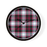 Tartan - Merrilees Wall Clock