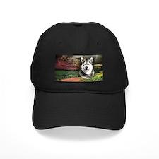 """""""Why God Made Dogs"""" Malamute Baseball Hat"""