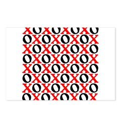 XOXOX Postcards (Package of 8)