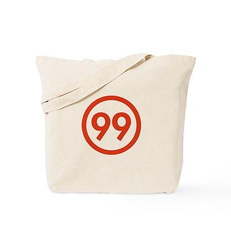99% Tote Bag
