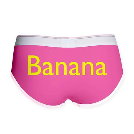 Banana Women's Boy Brief