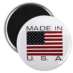 MADE IN U.S.A. Magnet