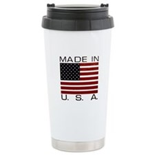 MADE IN U.S.A. Travel Mug