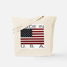 MADE IN U.S.A. Tote Bag