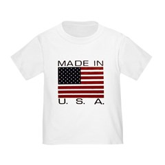 MADE IN U.S.A. T