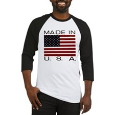 MADE IN U.S.A. Baseball Jersey