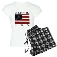 MADE IN U.S.A. Pajamas