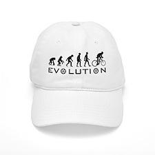 Evolution Of Bike Baseball Baseball Cap