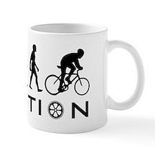 Evolution Of Bike Small Mug