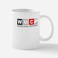 WMC 2012 Winter Music Confere Mug