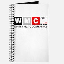 WMC 2012 Winter Music Confere Journal