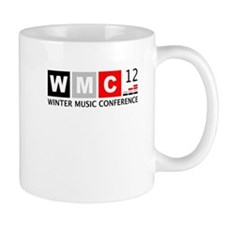 WMC '12 Winter Music Conferen Mug